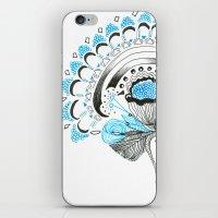 Blu(m)e iPhone & iPod Skin