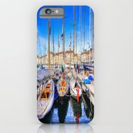 St Tropez Sails iPhone 6 Slim Case