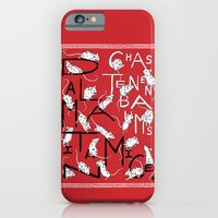 Chaz Tenenbaum's Dalmatian Mice iPhone 6 Slim Case