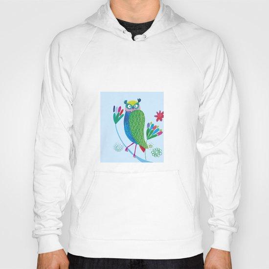 owl2 Hoody