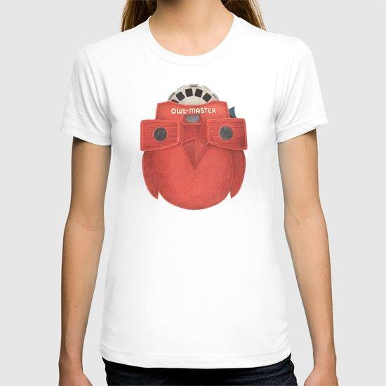 Owl-Master T-shirt