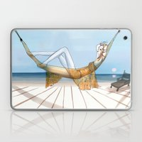 Chill, Relax, It's Summe… Laptop & iPad Skin