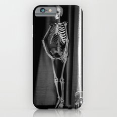 The Skeleton by the Printer Slim Case iPhone 6s