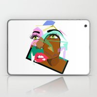 Anyone: I N  B L A C K  Laptop & iPad Skin