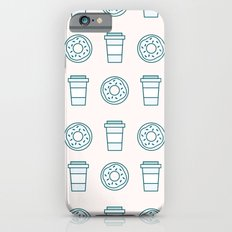 Coffee and Donuts iPhone 6s Slim Case