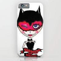 iPhone & iPod Case featuring Nobody is perfect by Gabriela Von Gal