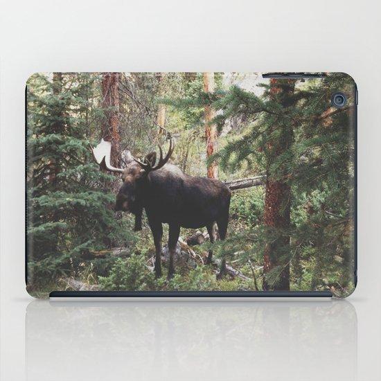 The Modest Moose iPad Case
