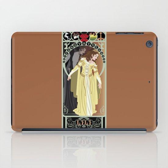Lili Nouveau - Legend iPad Case