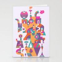 Schema 6 Stationery Cards