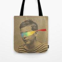Occhiali Cromodimensiona… Tote Bag