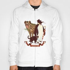 At the Arkham Zoo Hoody