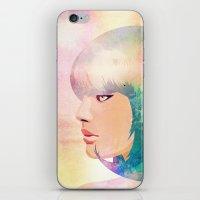 Blue Candy iPhone & iPod Skin