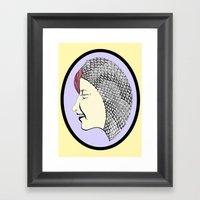 Magdalena Framed Art Print