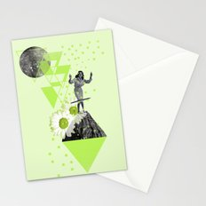 HULA HOOP Stationery Cards