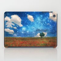 The Magical Night-Day Realm iPad Case