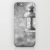 iPhone & iPod Case featuring Snow by Julia Dávila-Lampe