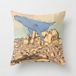 Throw Pillow - After Death - Fernanda S.