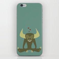 Love Monster 2 iPhone & iPod Skin