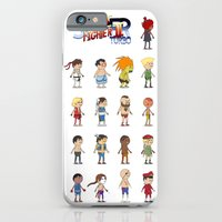Super Street Fighter II Turbo iPhone 6 Slim Case