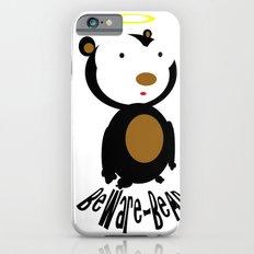 Beware Bear iPhone 6s Slim Case