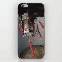 Windy Tassles  iPhone & iPod Skin