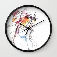 Taste Of A Poison Paradi… Wall Clock