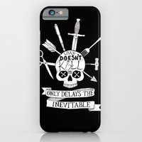 What Doesn't Kill Me - B… iPhone 6 Slim Case