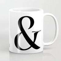 Turquoise's Ampersand Mug