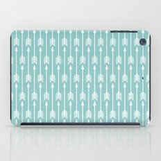 Blue Arrow iPad Case