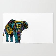 Elephant of Namibia Rug