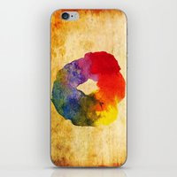 Colors Series 1 : Circle of Life iPhone & iPod Skin