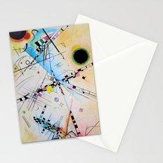 Kandinsky Reimagined  Stationery Cards