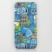 Quai N°12 iPhone 6 Slim Case