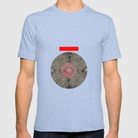 - En Ligne De Mire (Japa… Mens Fitted Tee Tri-Blue SMALL