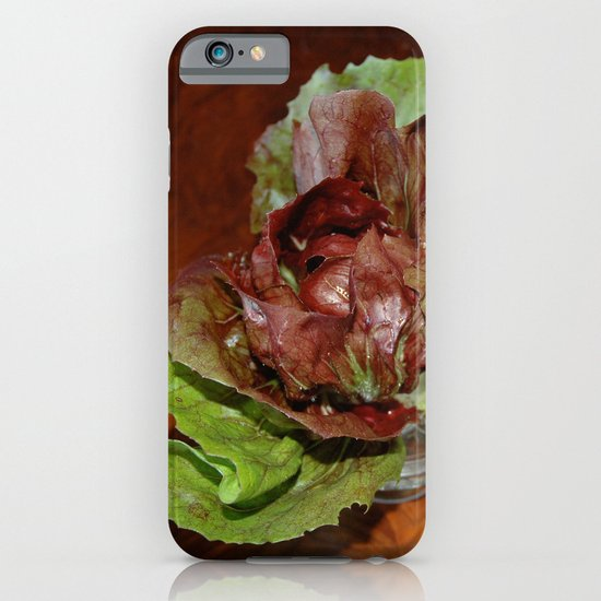 The Birthday Lettuce iPhone & iPod Case