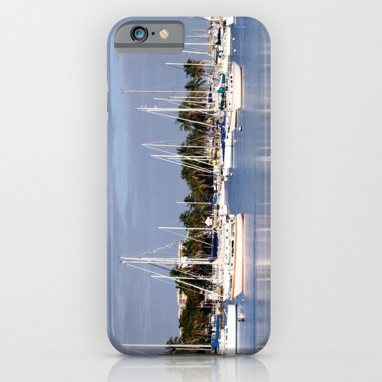 Biscayne Bay Sailboats iPhone & iPod Case