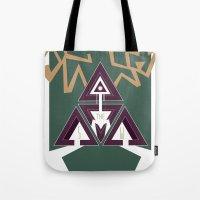 DEERHORN Tote Bag