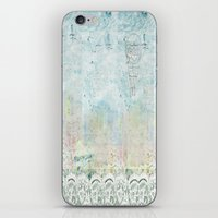 up. iPhone & iPod Skin