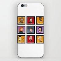 The Family Star Trek Bun… iPhone & iPod Skin