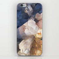 Quartz Crystal iPhone & iPod Skin