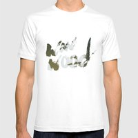 Winwood Mens Fitted Tee White SMALL