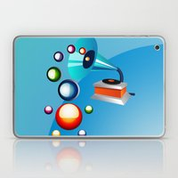 Atomic Music Laptop & iPad Skin