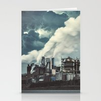 Factory of Grunge Stationery Cards