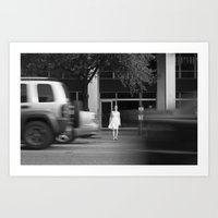 Urban Clearing Art Print