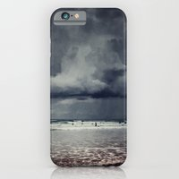 elemental - surf and clouds iPhone 6 Slim Case