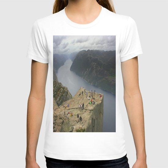Preikestolen, Norway (2) T-shirt