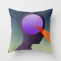 GEODETIC Awakening Throw Pillow