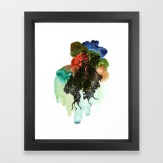 Move!! Move!! Framed Art Print