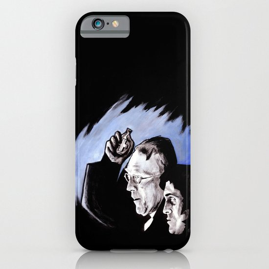 The Power of Christ Compels You iPhone & iPod Case