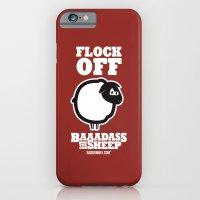 Baaadass the Sheep: Flock Off iPhone 6 Slim Case